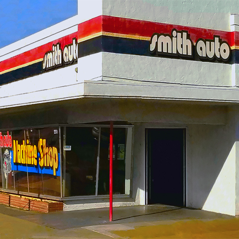 Smith Auto Parts Visalia Machine Shop